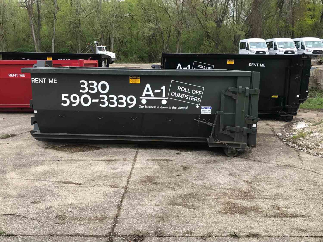 3 reasons to come to us for a construction dumpster rental
