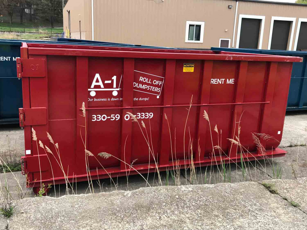 Why should you choose a roll-off dumpster rental?